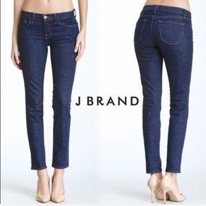 J Brand Daphne skinny jeans
